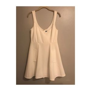 NASTYGAL front pocket dress